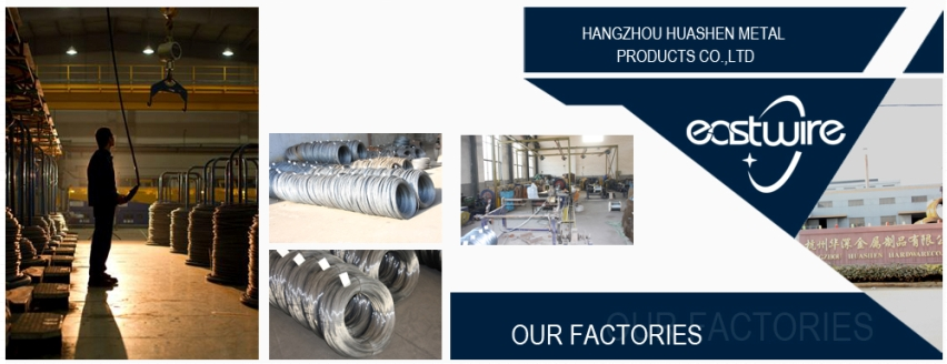 steel wire factory overview
