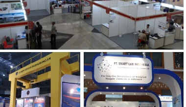 2014 Indonesia INSAL Exhibition, our booth BB15